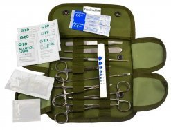 New US Military Supplies Medical Case