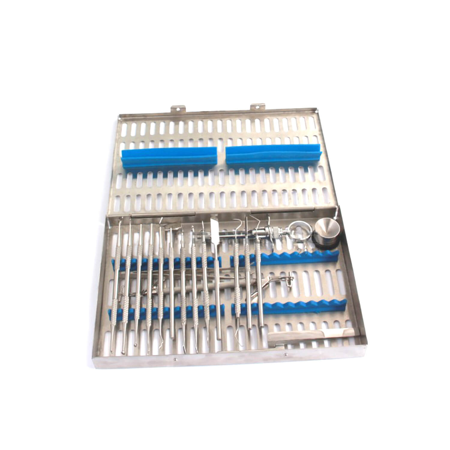 20 Pcs Amalgam Restorative Set With Sterilization Cassette