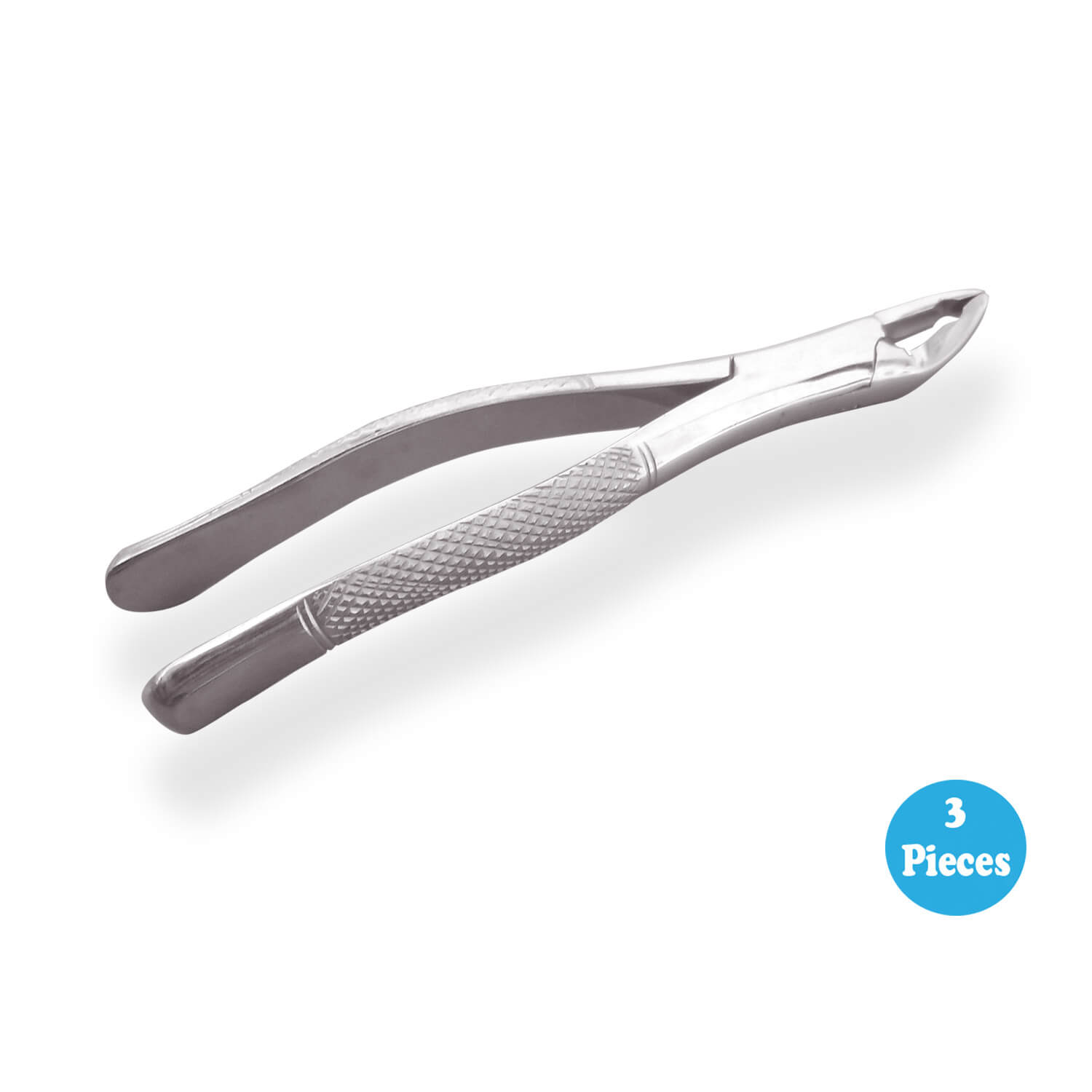 3 Extracting forceps Dental Surgical #150As
