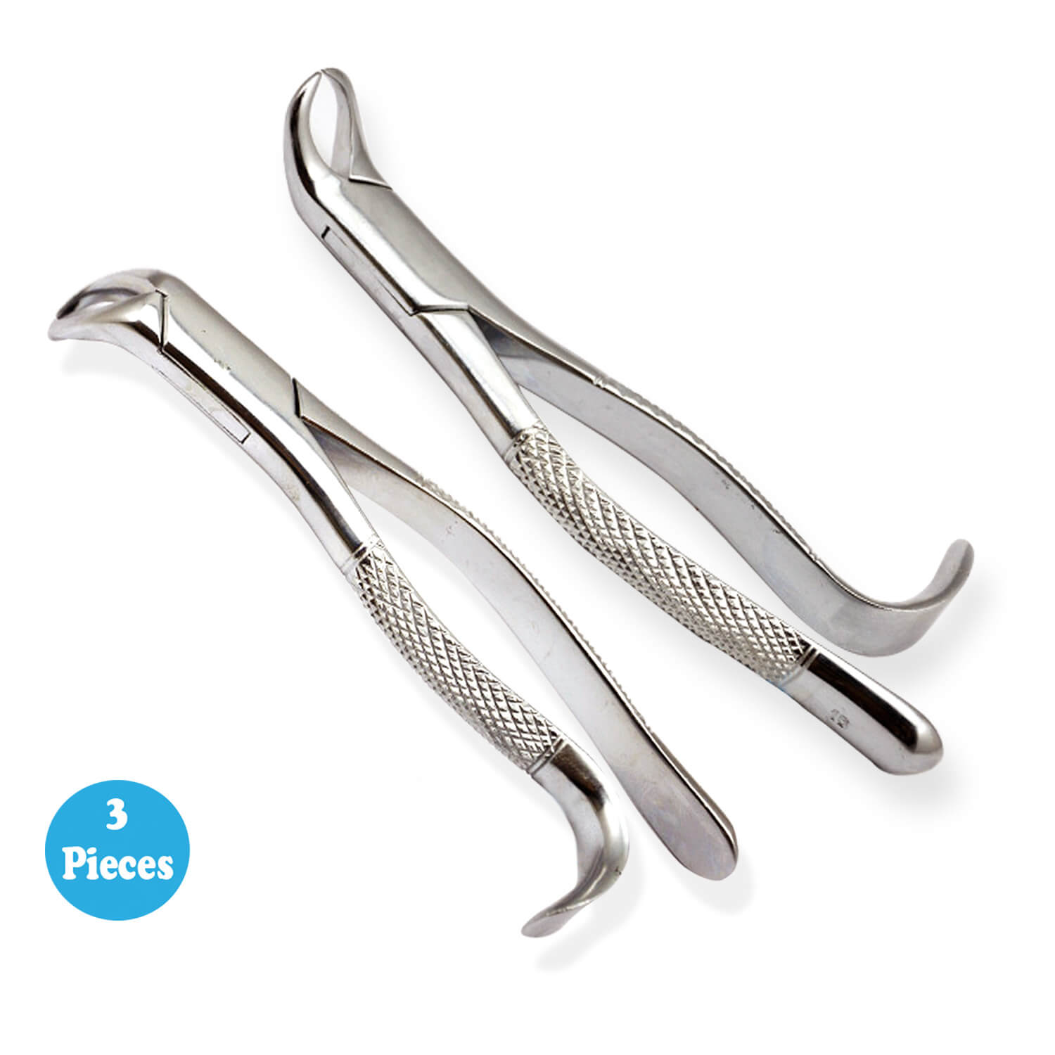 3 Extracting forceps Dental Surgical 16