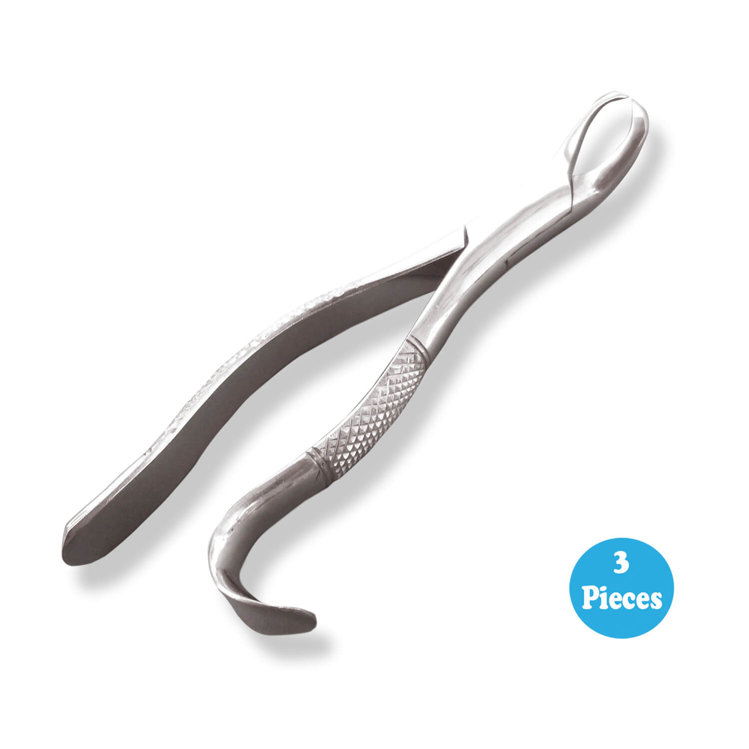 3 Extracting forceps Dental Surgical 16S