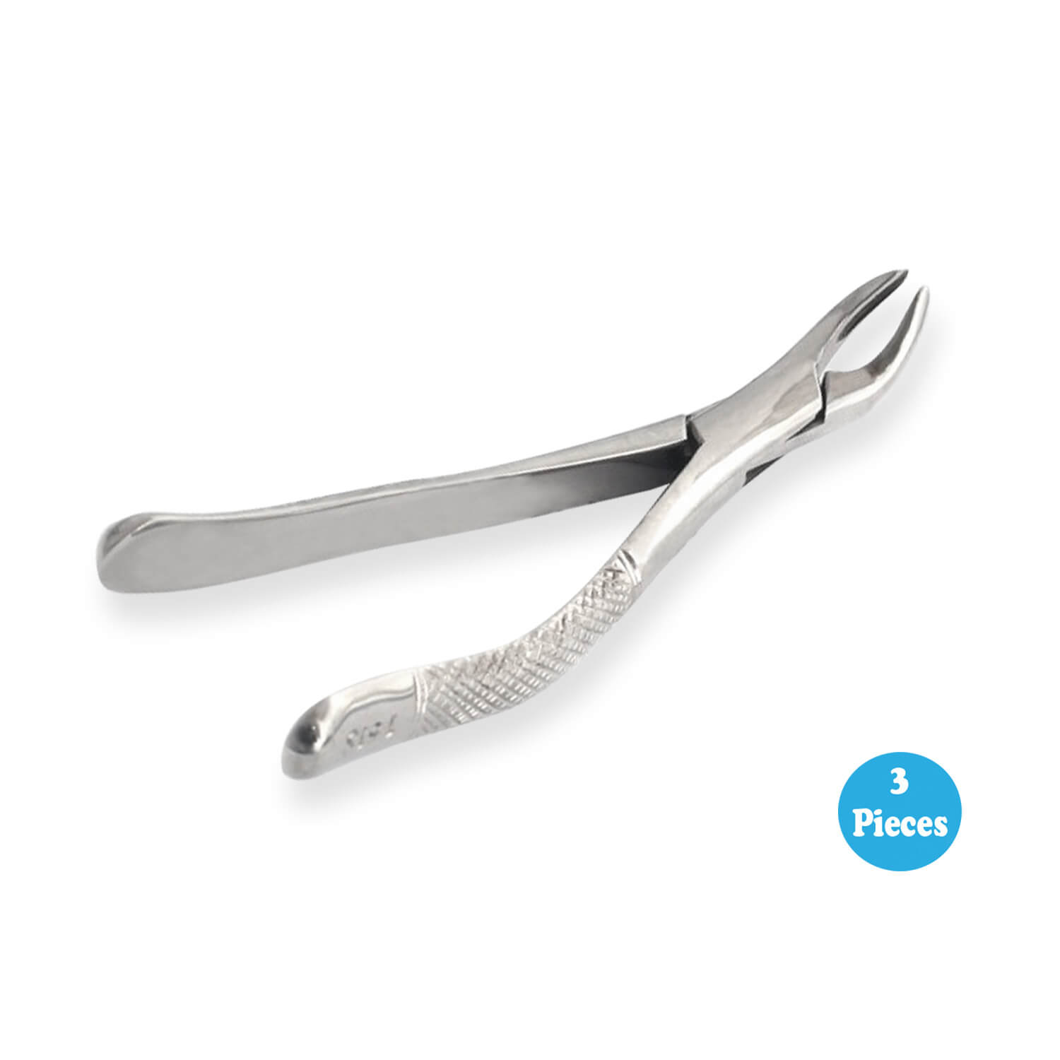3 Pedo Extracting forceps Dental Surgical Instrument 151S