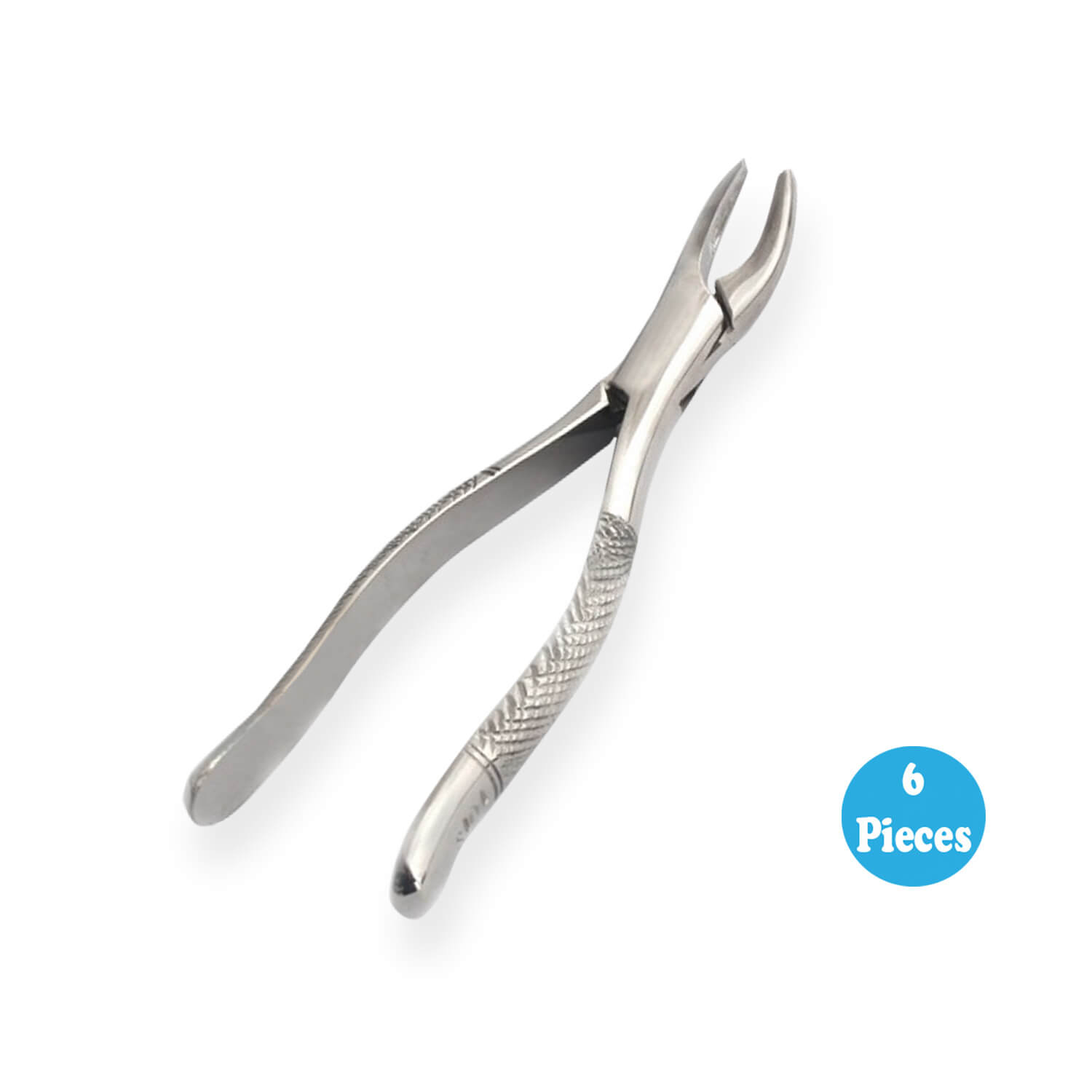6 Extracting forceps Dental Surgical #101S