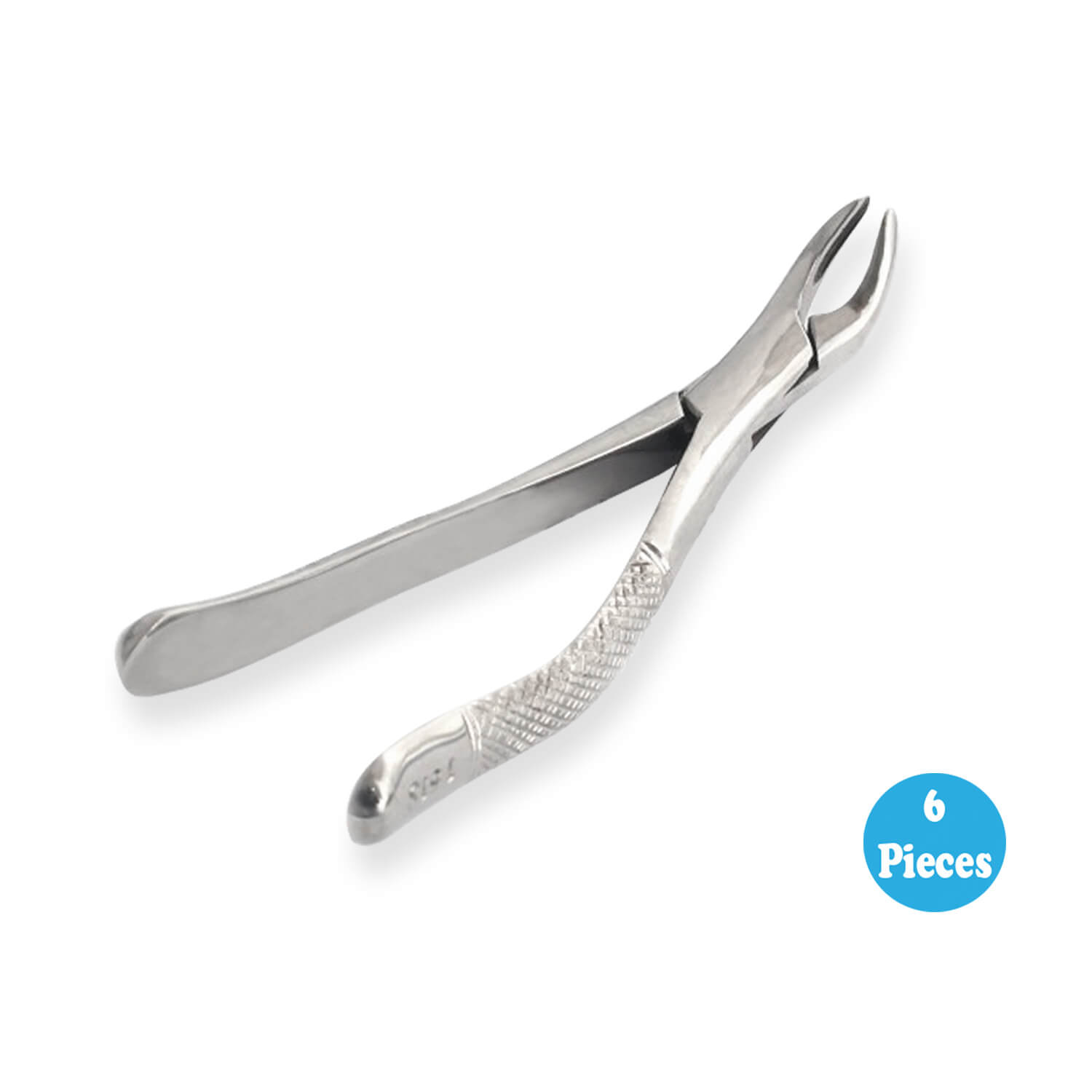 6 Pedo Extracting forceps Dental Surgical Instrument 151S