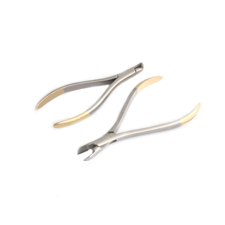 Fine Dental TC Distal End & Wire Cutter Plier Orthodontic Instrument