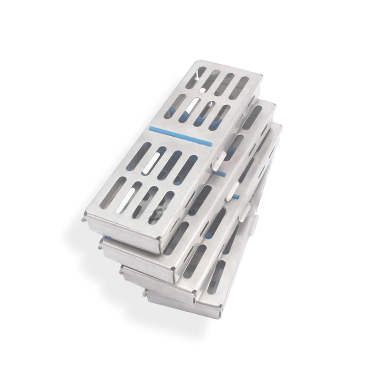 12-Trays Sterilization Tray Sterile Dental Instruments Cassettes