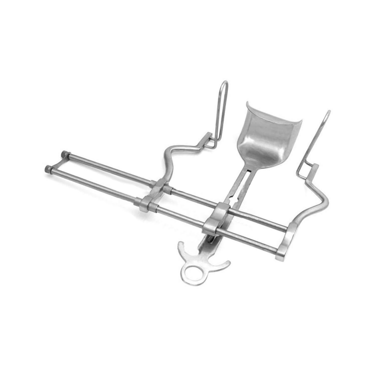 "Balfour Abdominal Retractor 12"" Spread Stainless Steel"