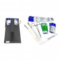 Dermaplaning Cleaning Kit - Disposable Scalpel Blades #22, 10 and 11 with Handle